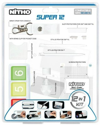 Buy Nitho Super 12: Gaming Accessory Kit