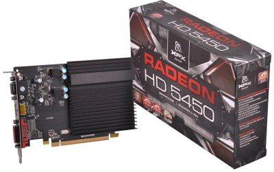 Buy XFX AMD/ATI Radeon HD 5450 2 GB DDR3 Graphics Card: Graphics Card