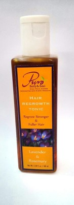 Puro Body & Soul Hair Regrowth Tonic Hair Oil - 100 Ml