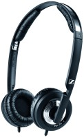 Sennheiser PXC 250-II Wired Headphones Black, On-the-ear
