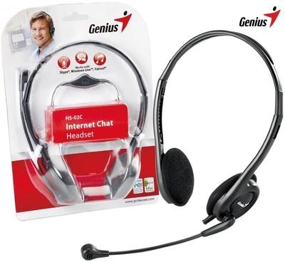 Genius HS-200C Headset