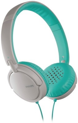 Buy Philips SHL 5002 On-the-ear Wired Headphones: Headphone