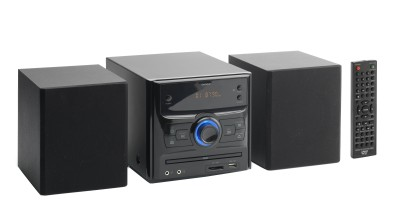 Buy Lenco MDV-2 Micro Hi-Fi System: Hi-Fi System