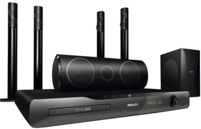 Buy Philips HTS5591 Blu Ray 3D 5.1 Home Theatre System: Home Theatre