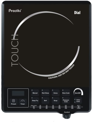 Preethi Dial IC 103 Induction Cook Top