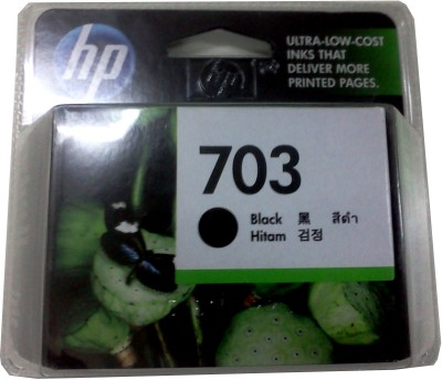 Buy HP 703 Black Ink Cartridge: Inks & Toners