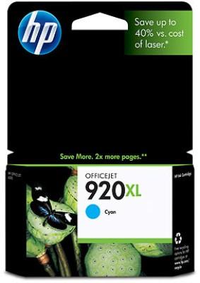 Buy HP 920XL Cyan Ink Cartridge: Inks & Toners