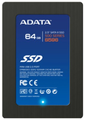 Buy ADATA 500 Series 64 GB SSD Internal Hard Drive (AS596TB-64GM-C): Internal Hard Drive