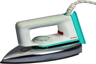 Khaitan Regular 1000 W Dry Iron (White)