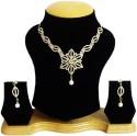 Ethnic Jewels Alloy Jewel Set - Gold