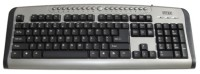 Intex Multimedia Sleek PS2 Multimedia USB Keyboard