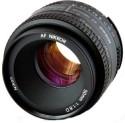 Nikon AF Nikkor 50 mm f/1.8D Lens: Lens