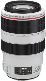 Canon EF 70 300 mm f/4 5.6L IS USM