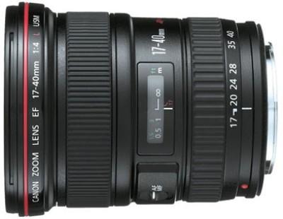 Canon EF 17 40 mm f/4L USM