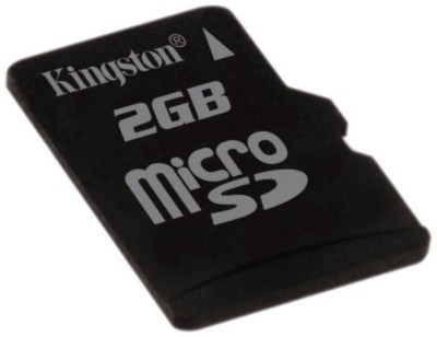 Buy Kingston Memory Card MicroSD 2 GB: Memory Card