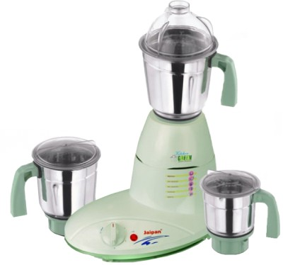 Buy Jaipan Kitchen Green 750 Mixer Grinder: Mixer Grinder Juicer