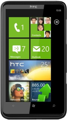 View HTC HD7 Mobile Price Online(HTC)