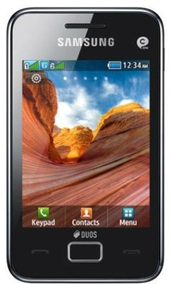 Buy Samsung Star 3 Duos S5222: Mobile