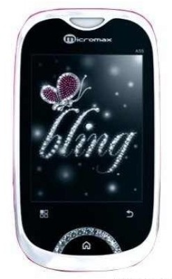 View Micromax Bling 2 Mobile Price Online(Micromax)