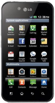 Buy LG Optimus Black P970: Mobile