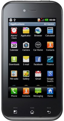 Buy LG Optimus Sol E730: Mobile