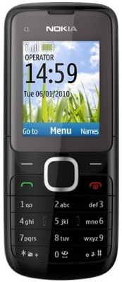 Buy Nokia C1-01: Mobile