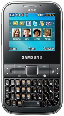 Buy Samsung Chat C322 PLUS: Mobile
