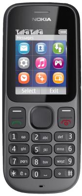 Nokia 101 Phantom Black