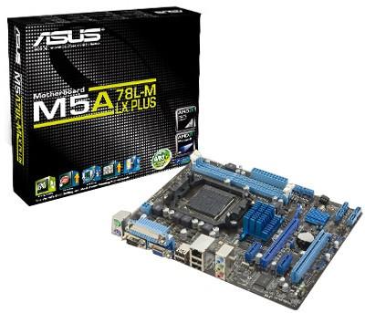 Asus M5A78L M LX PLUS