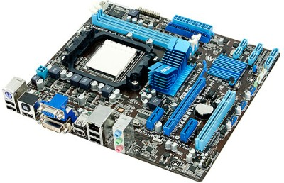 Buy ASUS M4A88T-M LE Motherboard: Motherboard