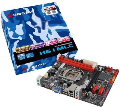Buy Biostar H61MLC Motherboard: Motherboard