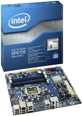 Buy Intel DP67DE Motherboard: Motherboard