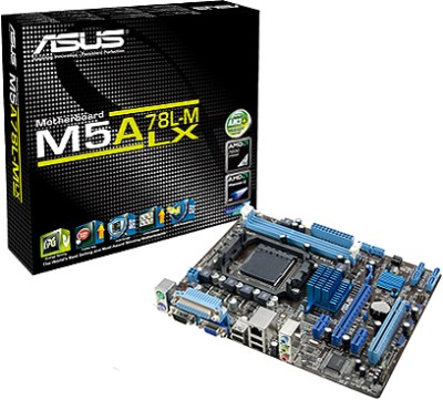 Buy ASUS M5A78L-M LX Motherboard: Motherboard