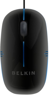 Buy Belkin M100 Compact USB 2.0 Optical Mouse: Mouse