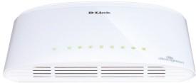 D-Link 8-Port 10/100/1000 Desktop Switch Network Switch