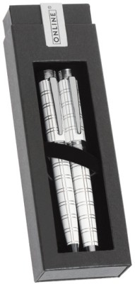 Buy Online White Beauty Collection Pen Set: Pen