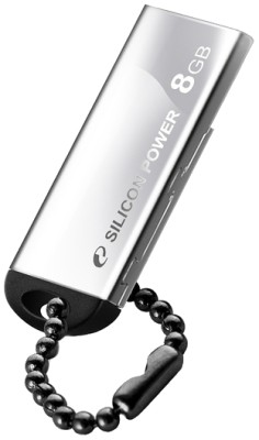 Silicon Power Touch 830 8GB Pen Drive
