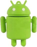 Microware Android Shape Designer Pendrive 8 GB