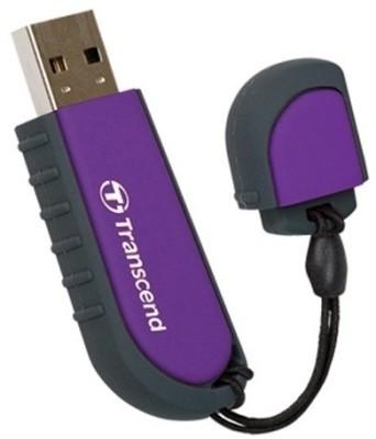 Transcend JetFlash V70 4 GB Pen Drive Purple