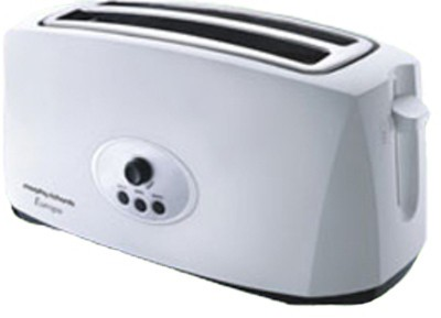 Buy Morphy Richards Europa 4 Slice 1650 W Pop Up Toaster: Pop Up Toaster