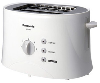 Panasonic NT GP1 680 W Pop Up Toaster available at Flipkart for Rs.2111