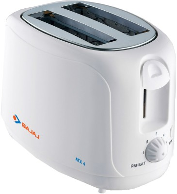 Buy Bajaj Majesty ATX 4 Pop Up Toaster: Pop Up Toaster