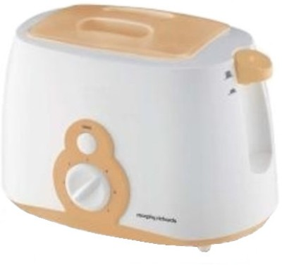 Morphy Richards 2 Slice AT 202 800 W Pop Up Toaster