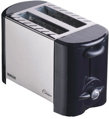 Buy Inalsa Crispo 750 W Pop Up Toaster: Pop Up Toaster