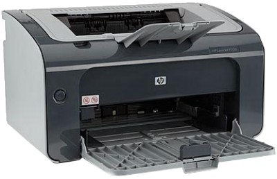 Buy HP LaserJet Pro - P1106 Single Function Laser Printer: Printer