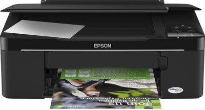 Buy Epson Stylus - TX 121 Multi-function Inkjet Printer: Printer