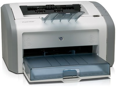 Buy HP LaserJet 1020 - 1020 Plus Single Function Laser Printer: Printer