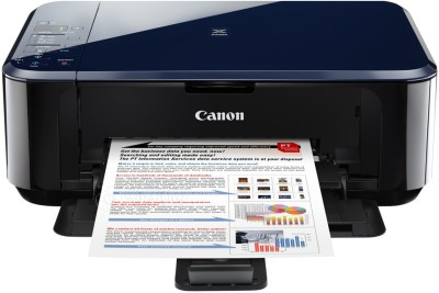 Buy Canon PIXMA - PIXMA E500 Multifunction Inkjet Printer: Printer