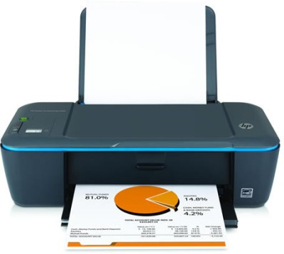 Buy HP Deskjet 2010 - K010 Single Function Inkjet Printer: Printer