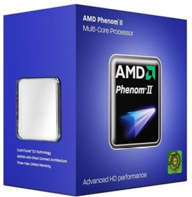 Buy AMD 2.8 GHz AM3 Phenom II 1055T Processor: Processor